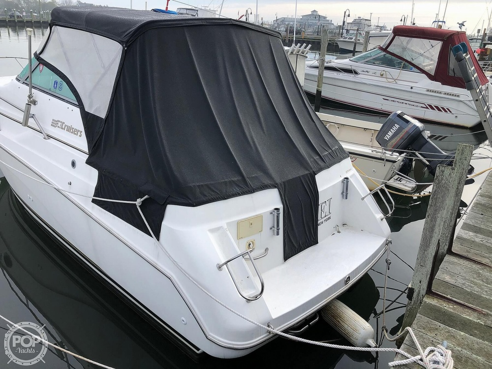 1996 Cruisers Yachts boat for sale, model of the boat is Rogue 2670 & Image # 17 of 40