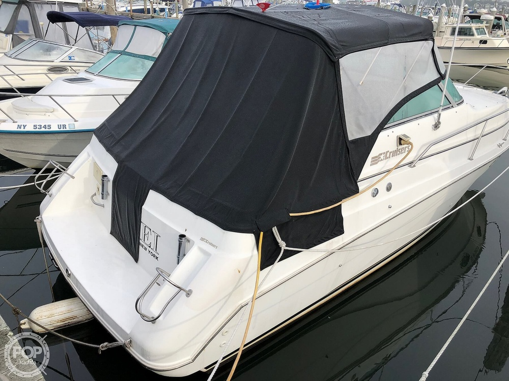 1996 Cruisers Yachts boat for sale, model of the boat is Rogue 2670 & Image # 20 of 40