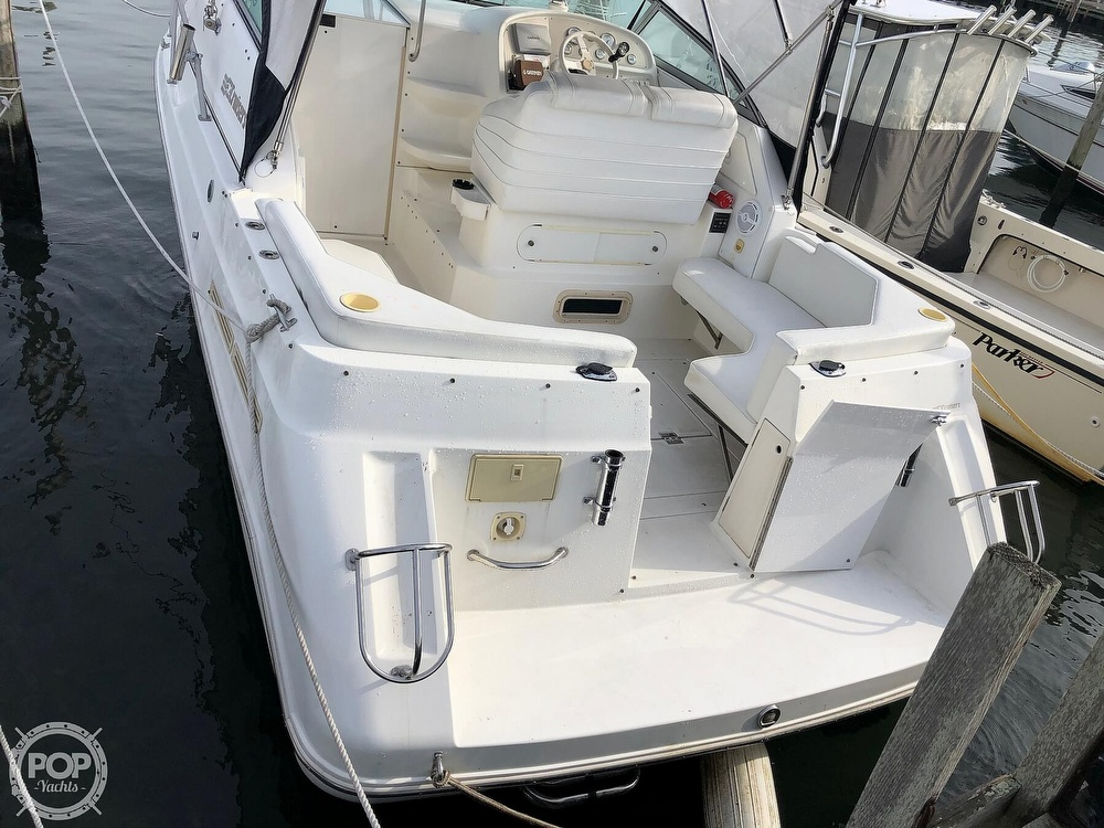 1996 Cruisers Yachts boat for sale, model of the boat is Rogue 2670 & Image # 6 of 40