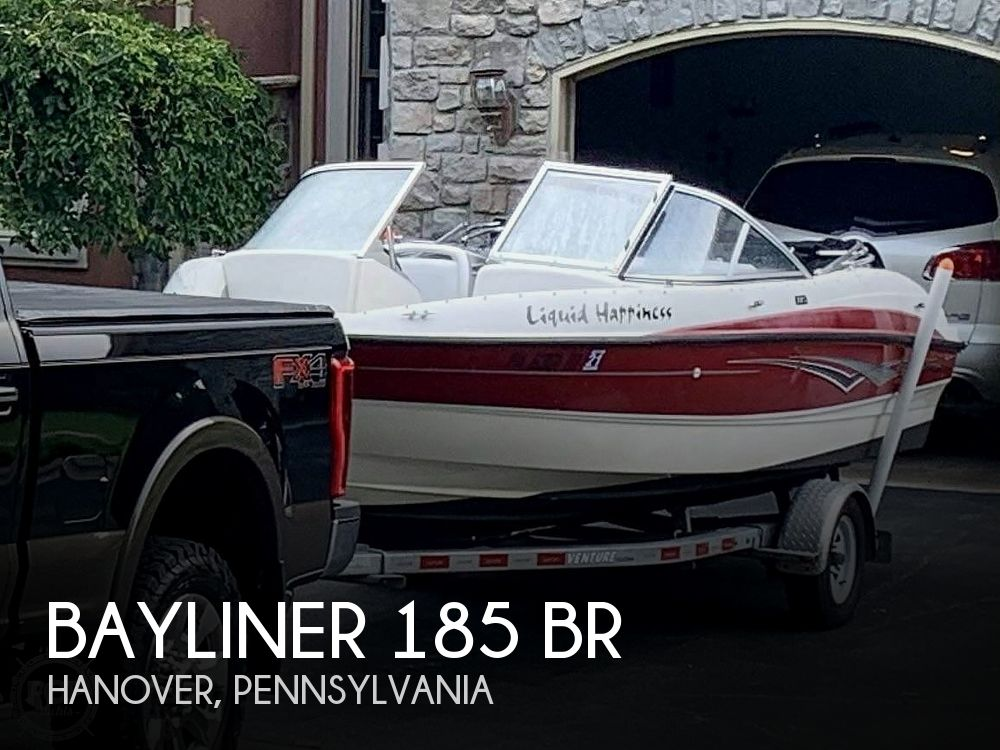 Used Bayliner Boats For Sale in Lancaster, Pennsylvania by owner | 2009 Bayliner 185 BR