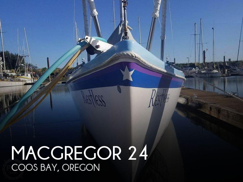 Used MacGregor 24 Boats For Sale by owner | 1971 MacGregor 24