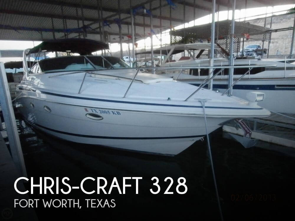 Used 2003 Chris Craft 328 For Sale