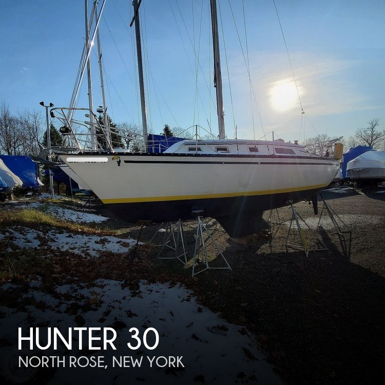 1978 Hunter boat for sale, model of the boat is 30 & Image # 1 of 40