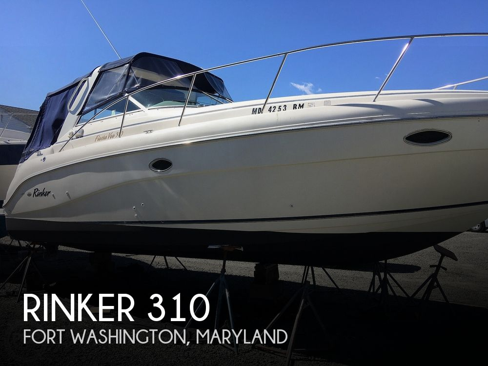 Used Rinker 310 Boats For Sale by owner | 2000 Rinker 310 Fiesta Vee
