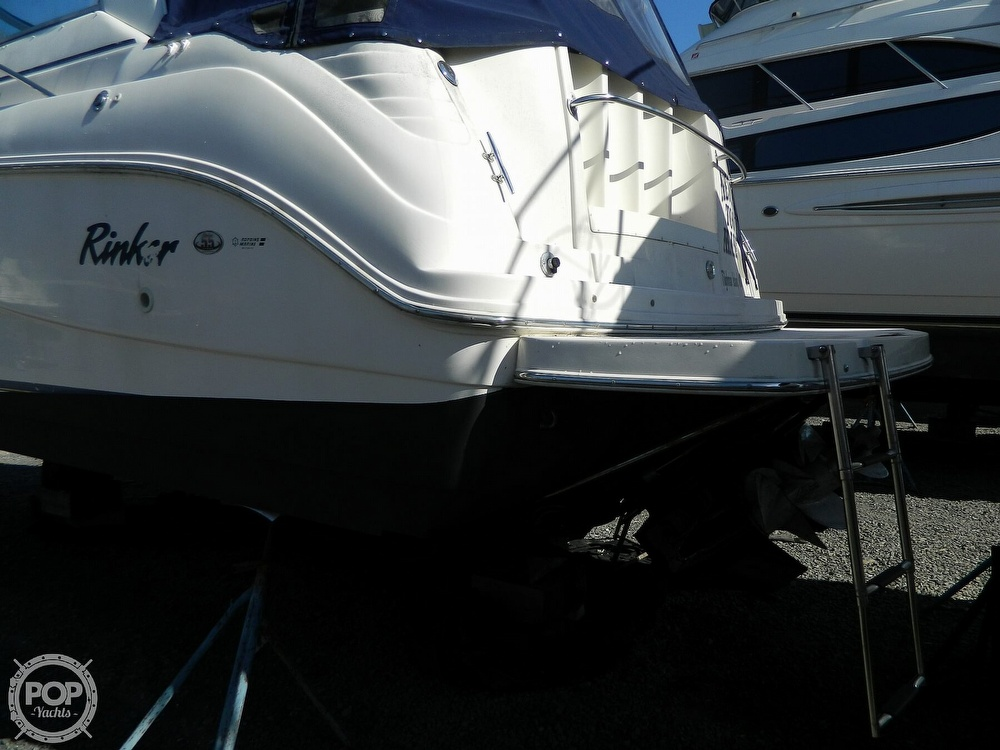 2000 Rinker boat for sale, model of the boat is 310 Fiesta Vee & Image # 17 of 40