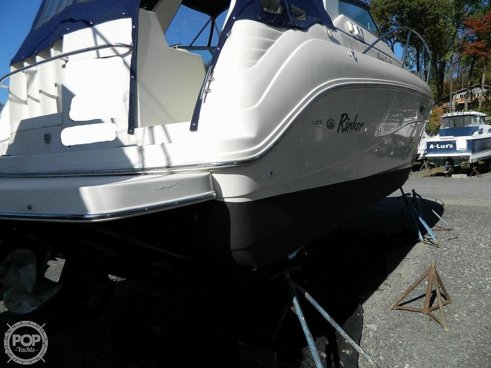 2000 Rinker boat for sale, model of the boat is 310 Fiesta Vee & Image # 21 of 40