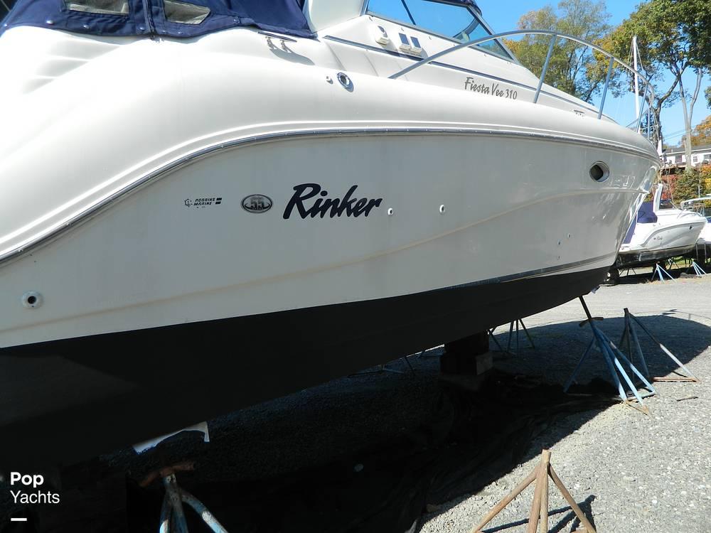 2000 Rinker boat for sale, model of the boat is 310 Fiesta Vee & Image # 29 of 40
