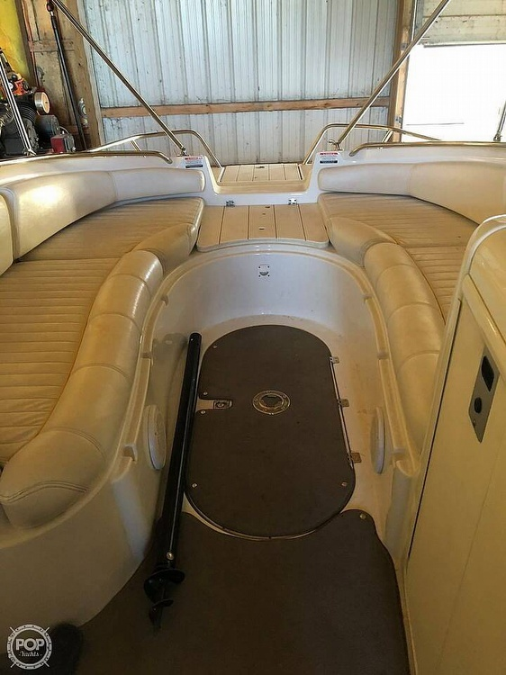 2005 Ebbtide boat for sale, model of the boat is 2400 Fun Deck & Image # 12 of 41