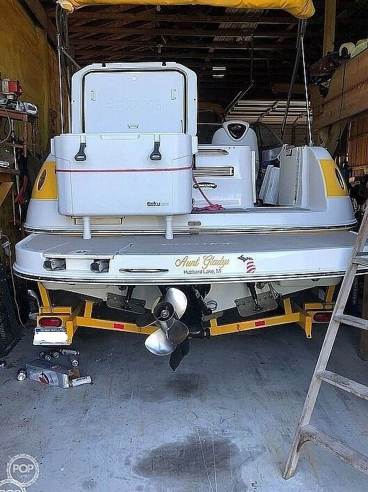 2005 Ebbtide boat for sale, model of the boat is 2400 Fun Deck & Image # 5 of 41