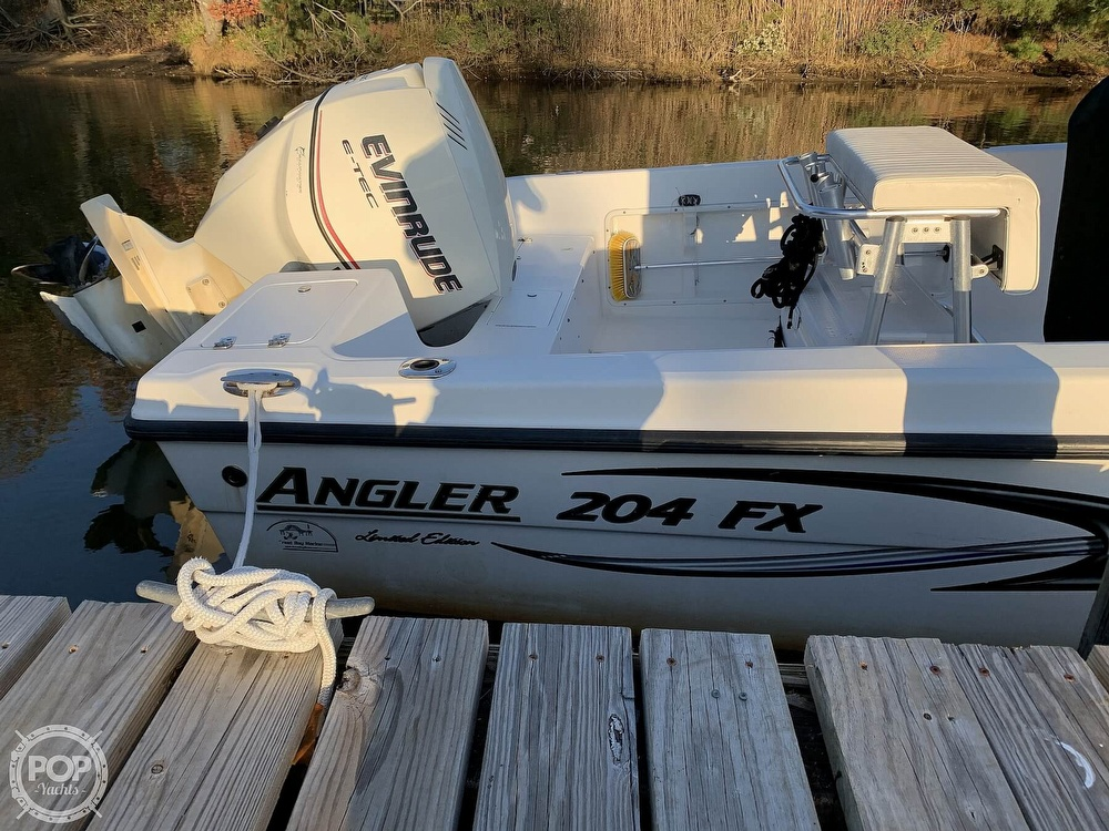 2006 American Angler boat for sale, model of the boat is 204 FX Limited Edition & Image # 4 of 41