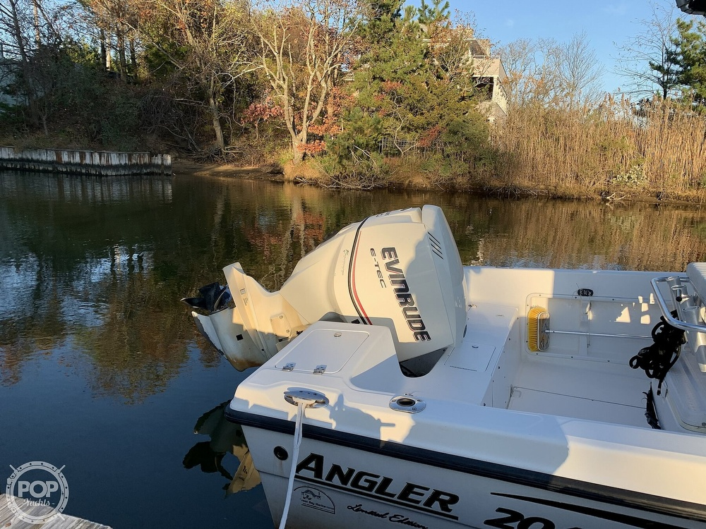 2006 American Angler boat for sale, model of the boat is 204 FX Limited Edition & Image # 5 of 41
