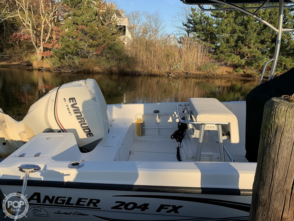 2006 American Angler boat for sale, model of the boat is 204 FX Limited Edition & Image # 6 of 41