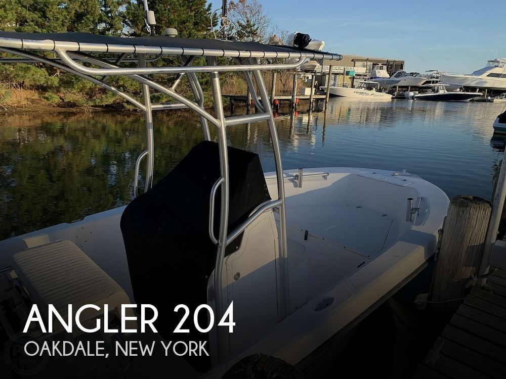 2006 American Angler boat for sale, model of the boat is 204 FX Limited Edition & Image # 1 of 41