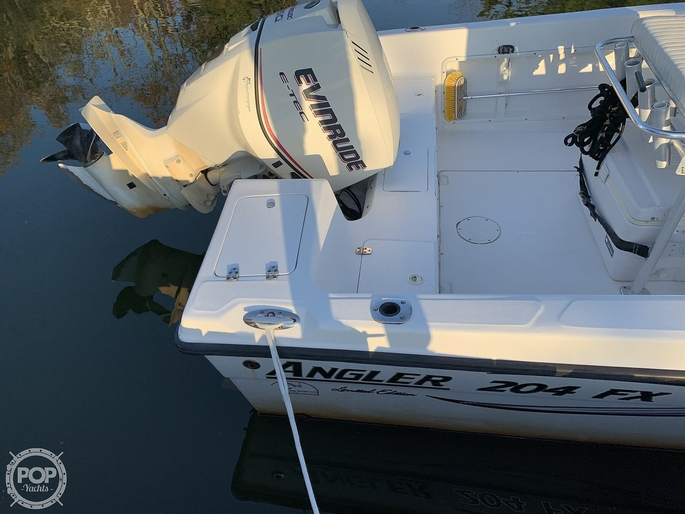 2006 American Angler boat for sale, model of the boat is 204 FX Limited Edition & Image # 9 of 41