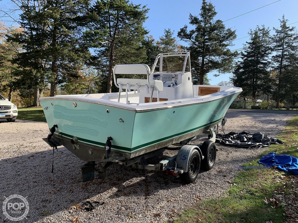 1980 Mako boat for sale, model of the boat is 236 & Image # 2 of 41