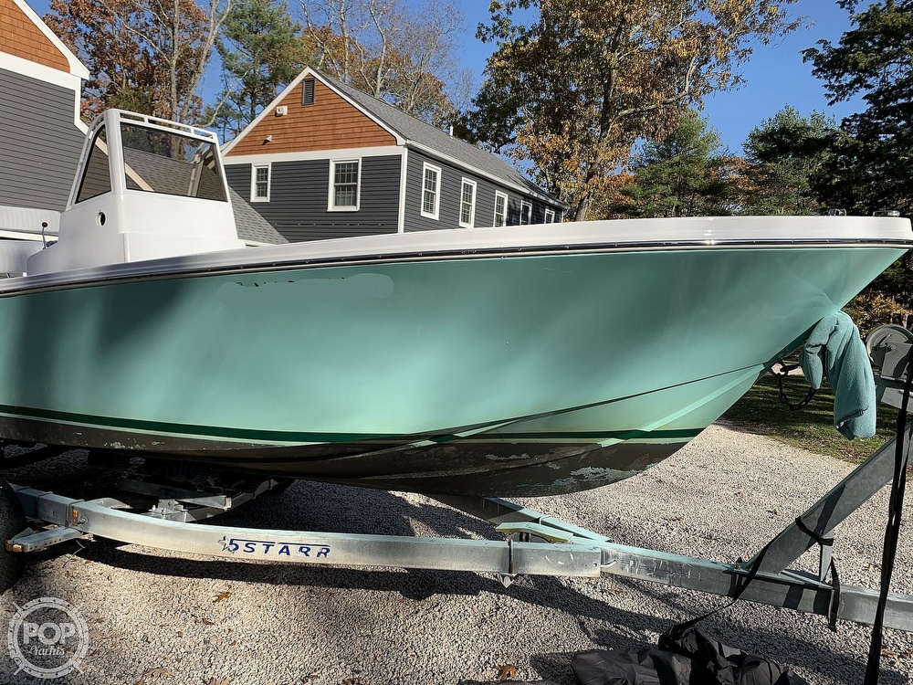 1980 Mako boat for sale, model of the boat is 236 & Image # 5 of 41