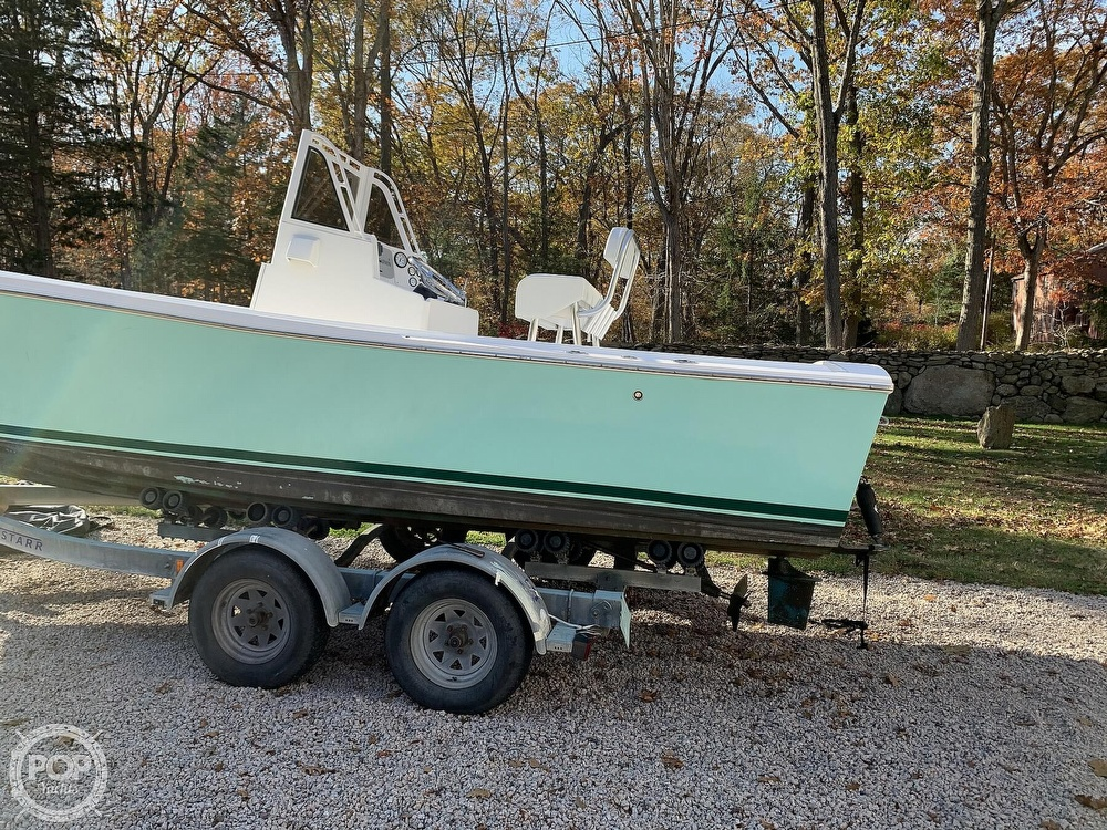1980 Mako boat for sale, model of the boat is 236 & Image # 9 of 41