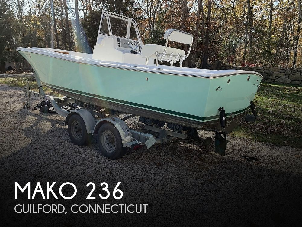 1980 Mako boat for sale, model of the boat is 236 & Image # 1 of 41