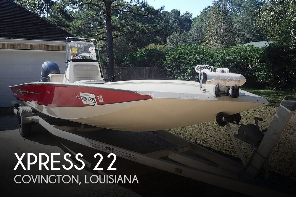 2015 Xpress boat for sale, model of the boat is H22B Bay Series & Image # 1 of 41