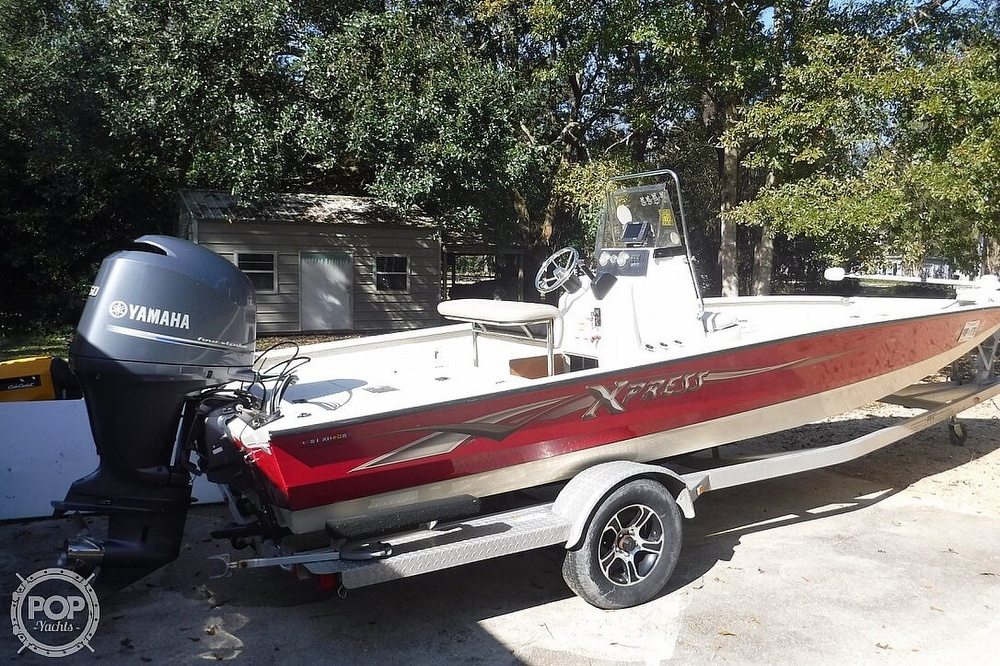 2015 Xpress boat for sale, model of the boat is H22B Bay Series & Image # 8 of 41