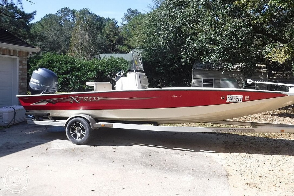 2015 Xpress boat for sale, model of the boat is H22B Bay Series & Image # 10 of 41
