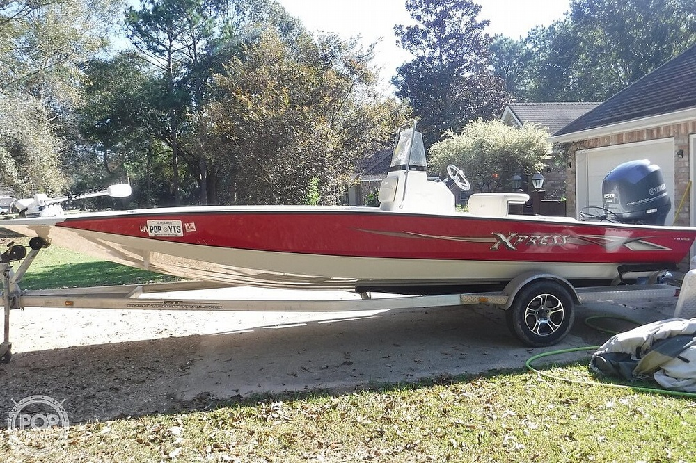 2015 Xpress boat for sale, model of the boat is H22B Bay Series & Image # 11 of 41