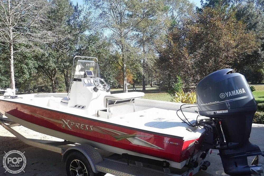 2015 Xpress boat for sale, model of the boat is H22B Bay Series & Image # 14 of 41