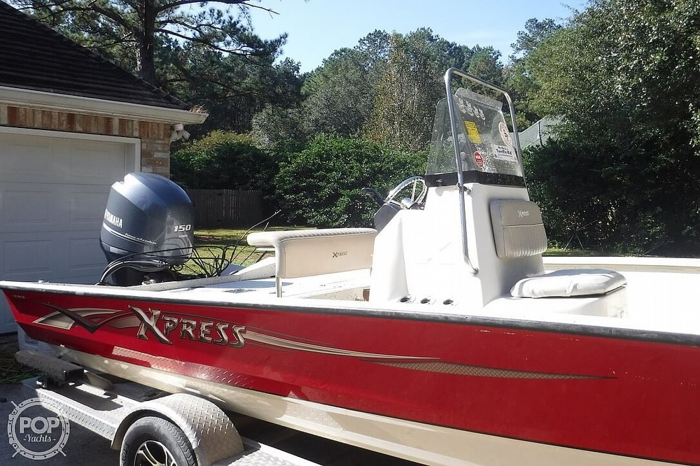 2015 Xpress boat for sale, model of the boat is H22B Bay Series & Image # 16 of 41