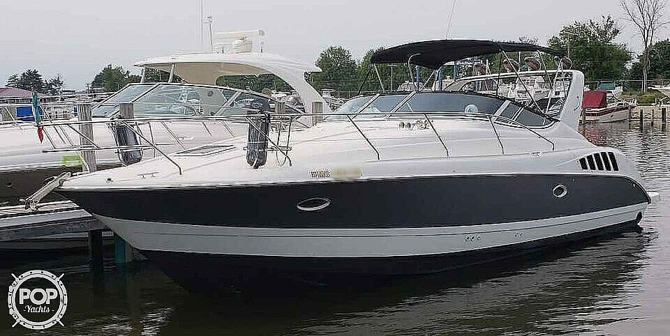 1995 Silverton boat for sale, model of the boat is 361 & Image # 13 of 40