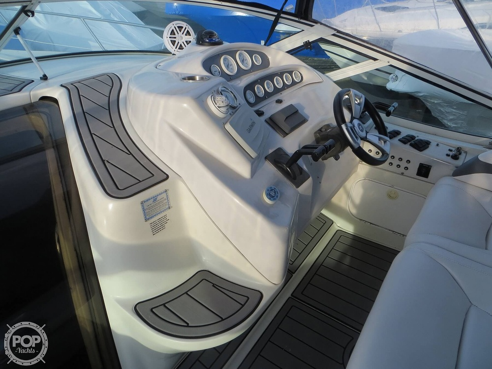 1995 Silverton boat for sale, model of the boat is 361 Express & Image # 39 of 40
