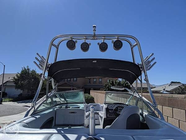 2004 Mastercraft boat for sale, model of the boat is X-10 Wakeboard Edition & Image # 12 of 21