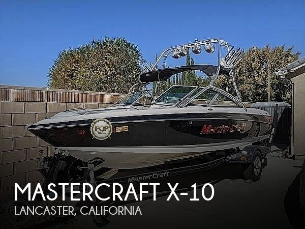 Used Boats For Sale in Bakersfield, California by owner | 2004 Mastercraft X-10