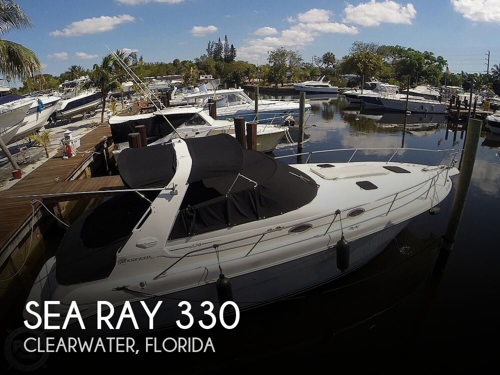 Used Sea Ray 330 Sundancer Boats For Sale by owner | 1998 Sea Ray 330 Sundancer