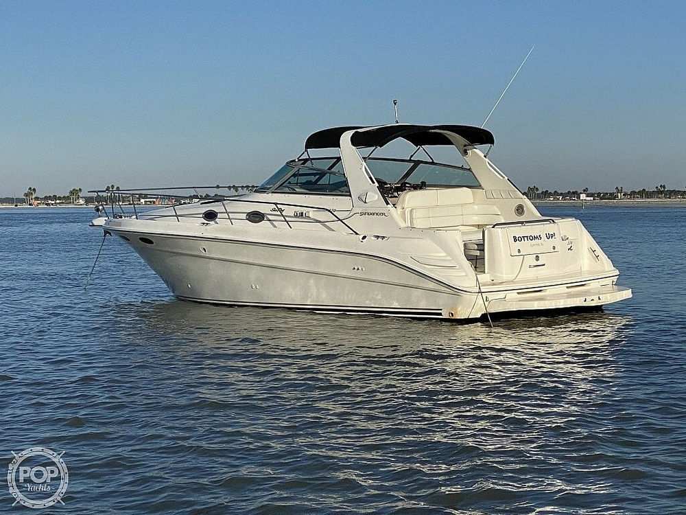 1998 Sea Ray boat for sale, model of the boat is 330 Sundancer & Image # 10 of 40