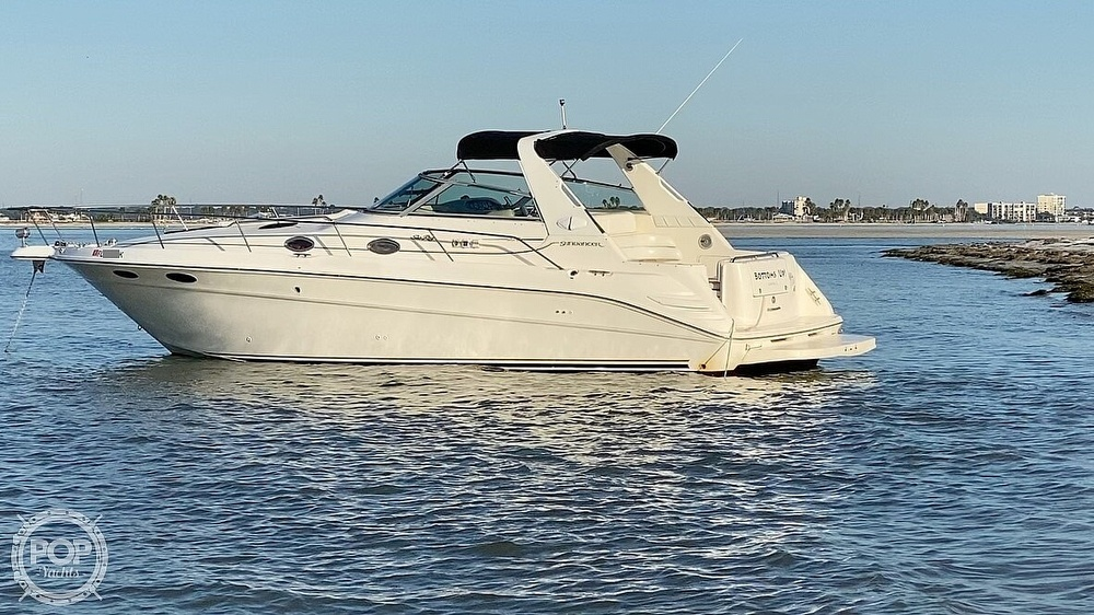 1998 Sea Ray boat for sale, model of the boat is 330 Sundancer & Image # 11 of 40