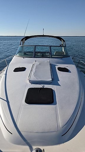 1998 Sea Ray boat for sale, model of the boat is 330 Sundancer & Image # 20 of 40