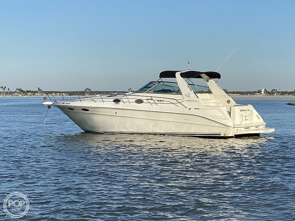 1998 Sea Ray boat for sale, model of the boat is 330 Sundancer & Image # 32 of 40