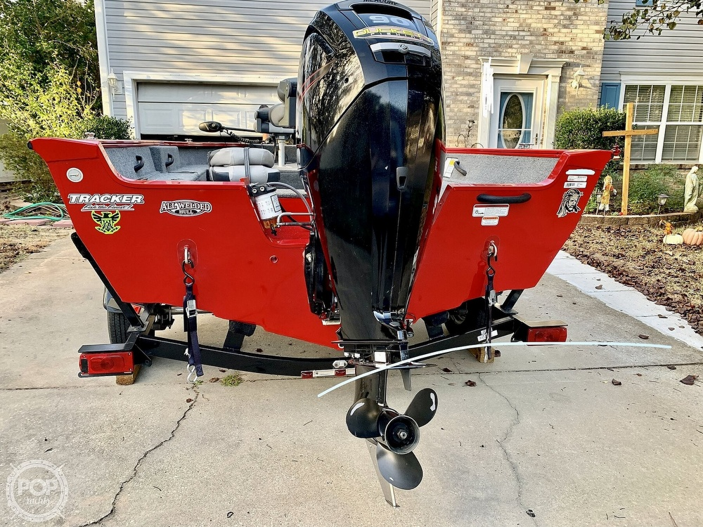 2016 Tracker Boats boat for sale, model of the boat is Pro Guide V 16 & Image # 11 of 40