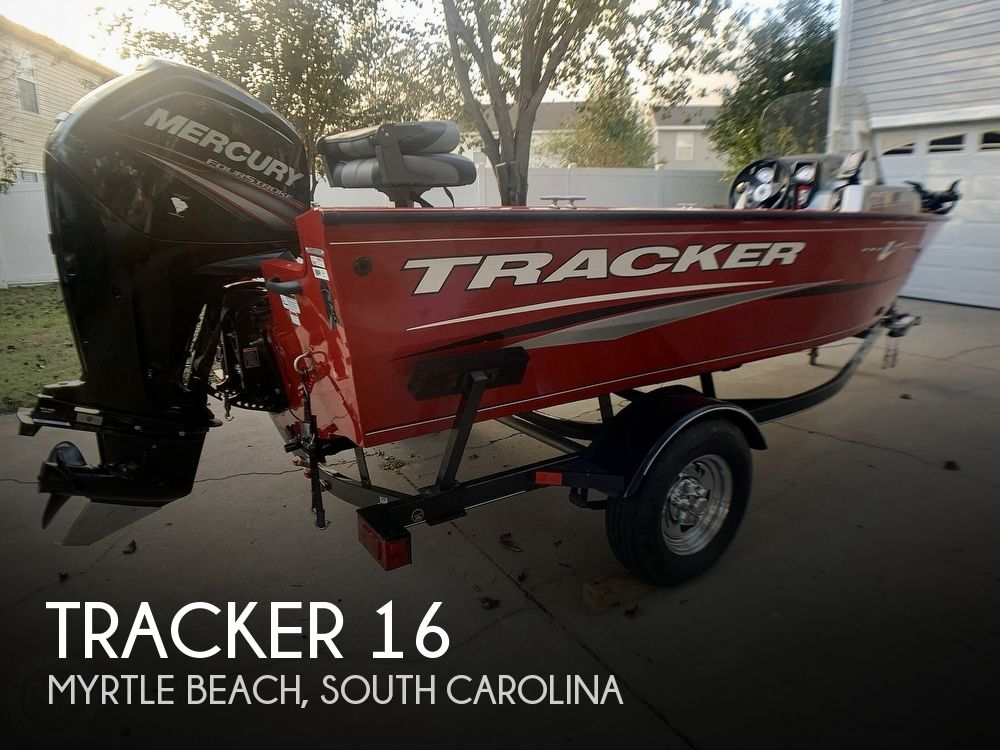 2016 Tracker Boats boat for sale, model of the boat is Pro Guide V 16 & Image # 1 of 40