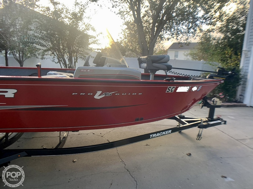 2016 Tracker Boats boat for sale, model of the boat is Pro Guide V 16 & Image # 14 of 40