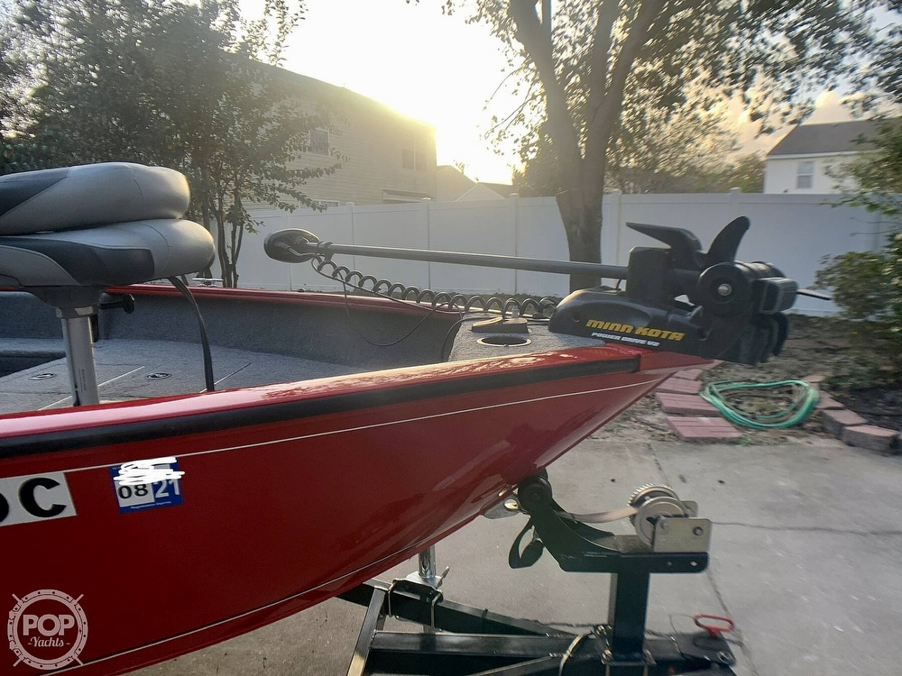 2016 Tracker Boats boat for sale, model of the boat is Pro Guide V 16 & Image # 15 of 40