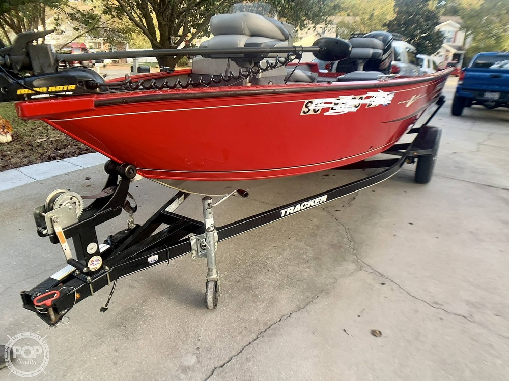 2016 Tracker Boats boat for sale, model of the boat is Pro Guide V 16 & Image # 22 of 40