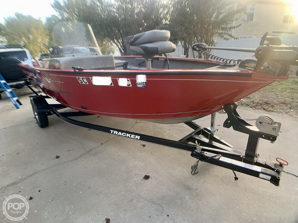 2016 Tracker Boats boat for sale, model of the boat is Pro Guide V 16 & Image # 8 of 40