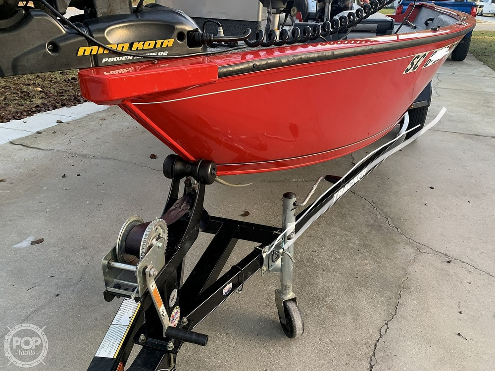 2016 Tracker Boats boat for sale, model of the boat is Pro Guide V 16 & Image # 3 of 40