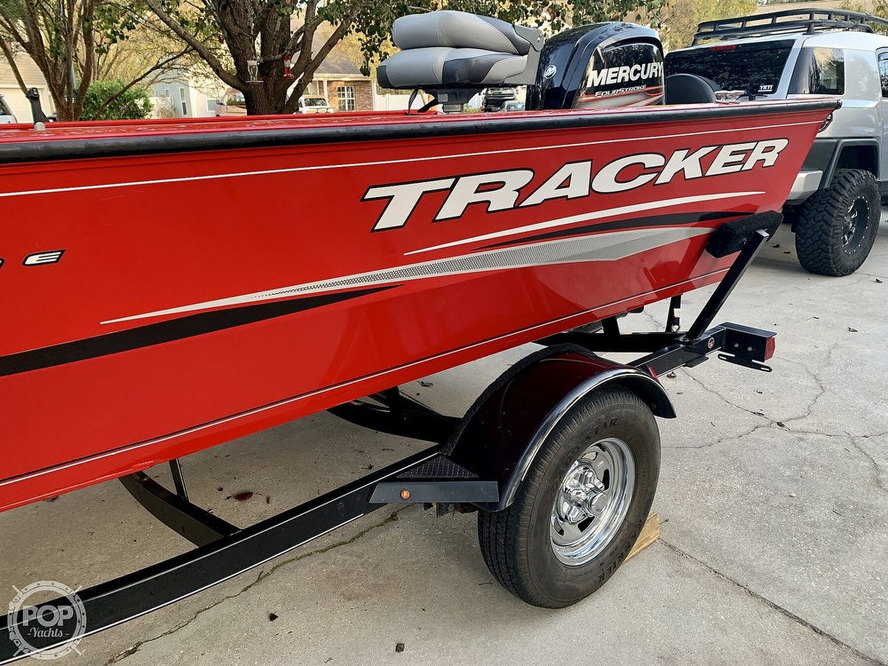 2016 Tracker Boats boat for sale, model of the boat is Pro Guide V 16 & Image # 5 of 40