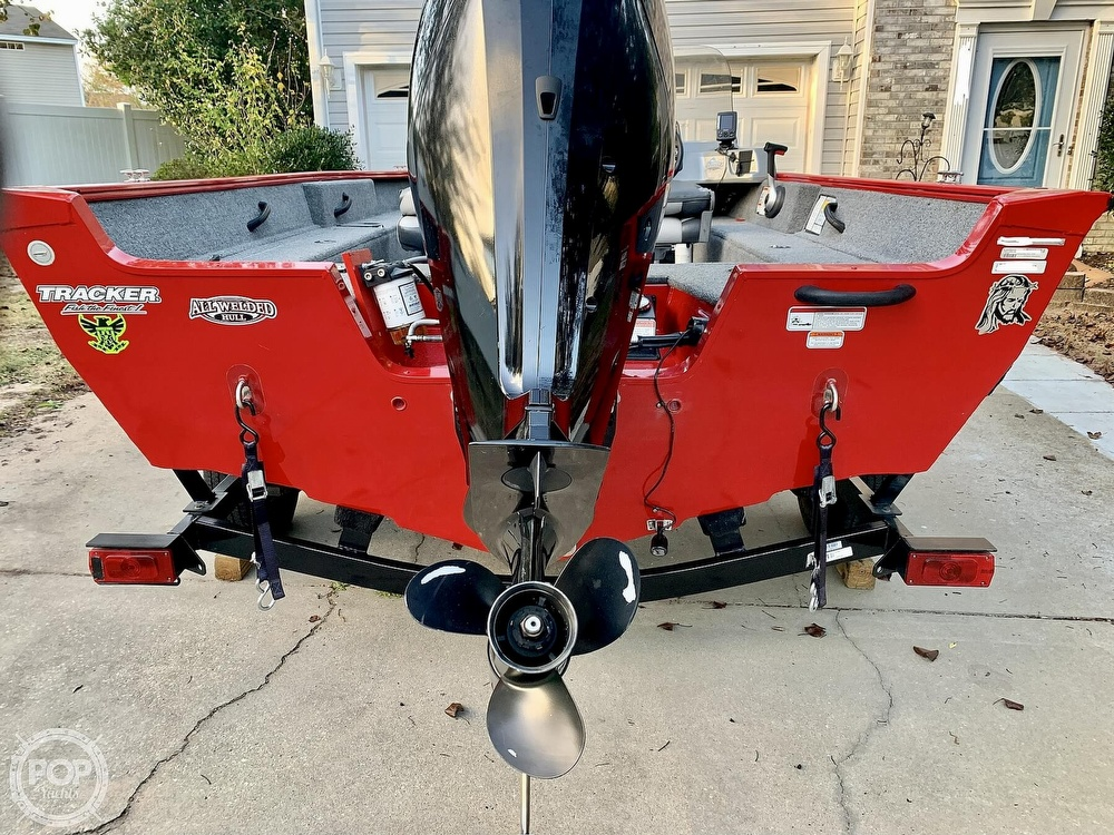 2016 Tracker Boats boat for sale, model of the boat is Pro Guide V 16 & Image # 9 of 40