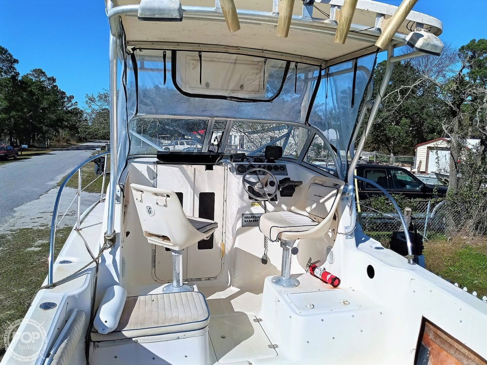2003 Sea Fox boat for sale, model of the boat is 257 WA & Image # 21 of 40