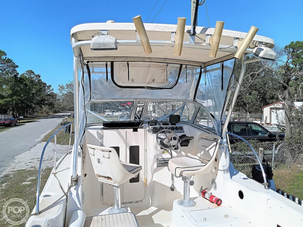 2003 Sea Fox boat for sale, model of the boat is 257 WA & Image # 22 of 40