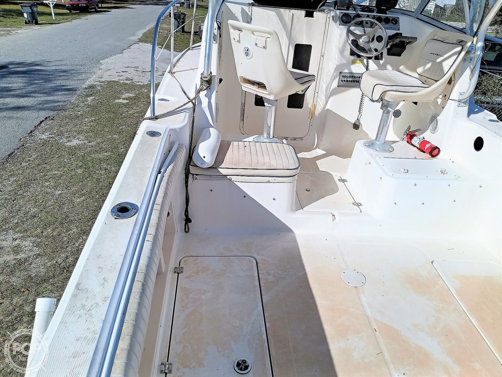 2003 Sea Fox boat for sale, model of the boat is 257 WA & Image # 25 of 40