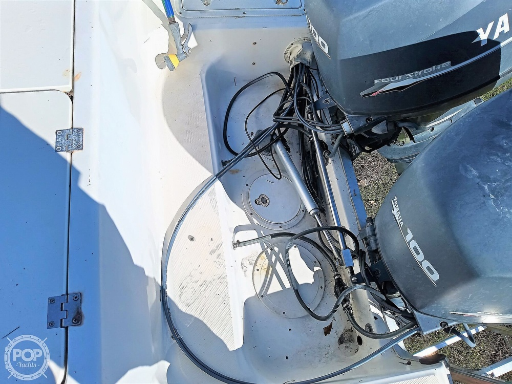 2003 Sea Fox boat for sale, model of the boat is 257 WA & Image # 27 of 40